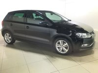 USED 2016 66 VOLKSWAGEN POLO 1.4 MATCH TDI 5d 74 BHP BLUETOOTH | DAB | AIR CON |