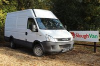 USED 2011 11 IVECO DAILY 2.3 35S13V 126 BHP LOW MILEAGE One Owner, Low Mileage Example, Ply Lined