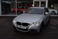 USED 2015 65 BMW 3 SERIES 2.0 320D M SPORT 4d AUTO 188 BHP FINANCE TODAY WITH NO DEPOSIT
