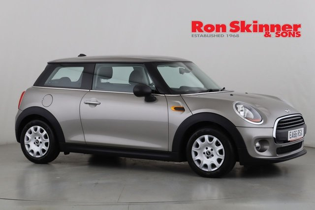 View our 2016 66 MINI HATCH ONE 1.2 ONE 3d 101 BHP
