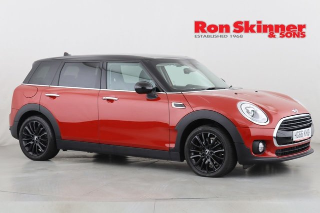 View our 2016 66 MINI CLUBMAN 1.5 COOPER 5d 134 BHP