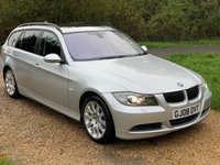 USED 2008 08 BMW 3 SERIES 3.0 325I SE TOURING 5d AUTO 215 BHP F/S/H, Pano Roof, Leather