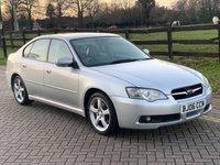 2006 SUBARU LEGACY 3.0 RN AWD 4d AUTO 245 BHP £2500.00
