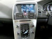 "USED 2016 66 VOLVO XC60 2.4 D4 SE LUX NAV AWD AUTO [4WD] [£1,375 OPTIONS] WINTER-ILLUMINATION 18"" FVSH"