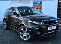 USED 2016 16 LAND ROVER RANGE ROVER EVOQUE 2.0 SI4 HSE DYNAMIC 5d Family 4x4 SUV Petrol AUTO with Stunning 237 BHP Performance and Massive High Spec MASSES OF GREAT SPEC