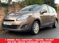 2010 RENAULT GRAND SCENIC 1.6 EXPRESSION VVT 5d 109 BHP £3000.00