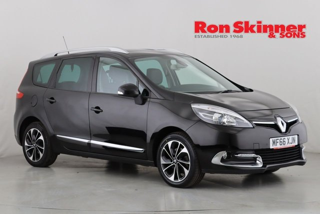 View our 2016 66 RENAULT GRAND SCENIC 1.6 DYNAMIQUE NAV BOSE PLUS DCI 5d 130 BHP