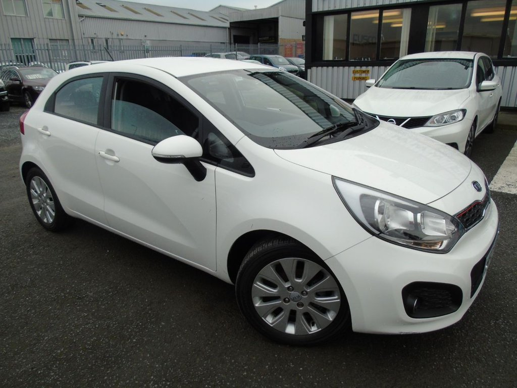 USED 2011 KIA RIO 1.2 2 5d 83 BHP £117 a month, T&Cs apply.