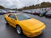 USED 1996 N LOTUS ESPRIT 3.5 V8 2d 349 BHP Only 32,000 miles with extensive service record