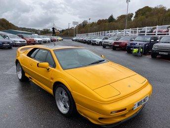 1996 LOTUS ESPRIT 3.5 V8 2d 349 BHP £40000.00