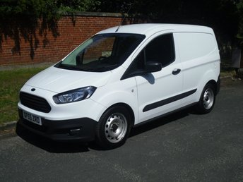 2015 FORD TRANSIT COURIER