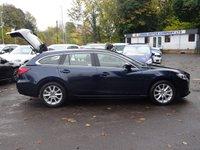USED 2015 15 MAZDA 6 2.2 D SE 5d 148 BHP LOW MIILEAGE WITH FSH EX MPG £20 RD TAX