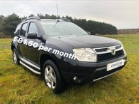 USED 2013 13 DACIA DUSTER 1.5 LAUREATE DCI 5d 107 BHP Only 50,000 Miles