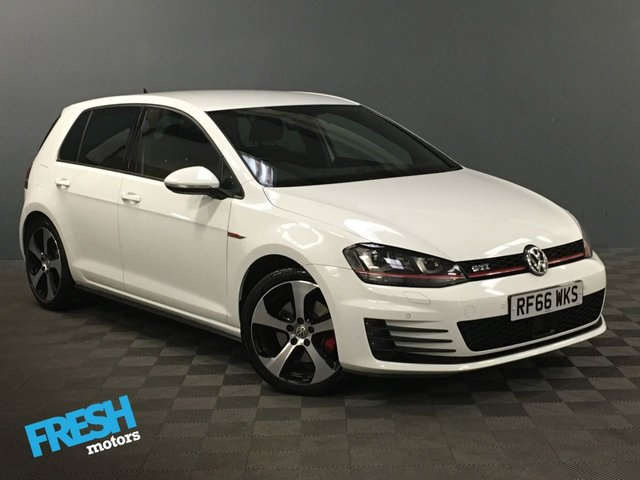 USED 2016 66 VOLKSWAGEN GOLF 2.0 GTI 5d  * 0% Deposit Finance Available