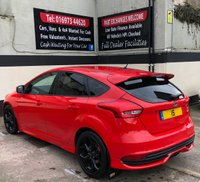 USED 2015 15 FORD FOCUS ST-3 2.0T MOUNTUNE MP275, LOW MILEAGE, FFSH NOW SOLD - SIMILAR VEHICLES WANTED