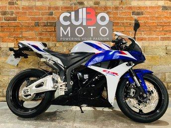 2012 HONDA CBR600RR RR-B  £5290.00