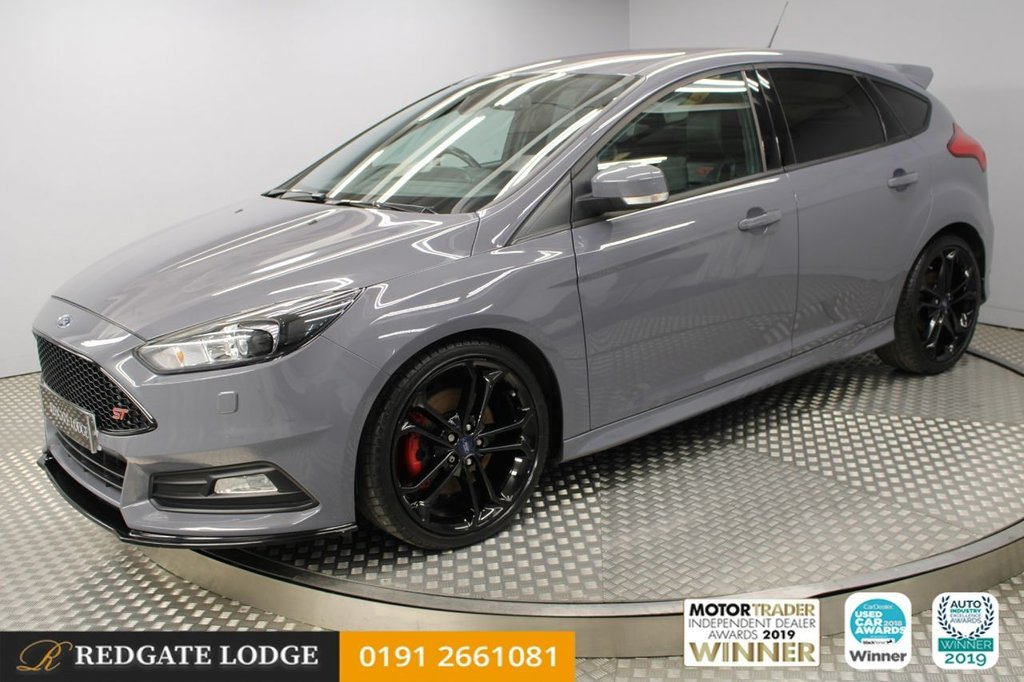 USED 2015 15 FORD FOCUS 2.0 ST-3 TDCI 5d 183 BHP