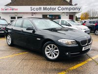 USED 2011 11 BMW 5 SERIES 2.0 520D SE Saloon Diesel