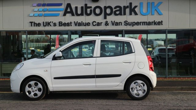 USED 2009 09 KIA PICANTO 1.1 CHILL 5d 64 BHP LOW DEPOSIT OR NO DEPOSIT FINANCE AVAILABLE