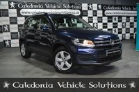 USED 2011 61 VOLKSWAGEN TIGUAN 2.0 S TDI BLUEMOTION TECHNOLOGY 5d 109 BHP LOW MILEAGE EXAMPLE WITH SERVICE HISTORY. ONLY ONE PREVIOUS KEEPER. MOT 29/9/20 AND 6 MONTH WARRANTY