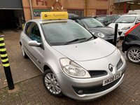 USED 2008 08 RENAULT CLIO 1.1 DYNAMIQUE 16V TURBO 5d 100 BHP