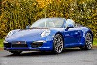 USED 2012 61 PORSCHE 911 3.8 CARRERA S PDK 2d 400 BHP