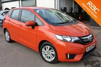 USED 2016 66 HONDA JAZZ 1.3 I-VTEC SE 5d 101 BHP VIEW AND RESERVE ONLINE OR CALL 01527-853940 FOR MORE INFO.