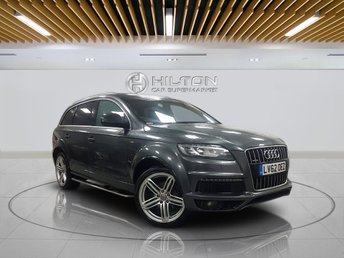 Used Audi Q7 for sale in Leighton Buzzard
