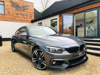 2016 BMW 4 SERIES 3.0 435D XDRIVE M SPORT 2d 309 BHP £21490.00