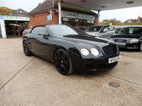 2006 BENTLEY CONTINENTAL 6.0 GTC 2d 550 BHP £31990.00