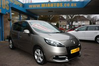 USED 2012 12 RENAULT SCENIC 1.5 DYNAMIQUE TOMTOM DCI EDC AUTOMATIC NEED FINANCE??? APPLY WITH US!!!