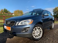 USED 2009 09 VOLVO XC60 2.4 D5 SE LUX AWD 5d 205 BHP ELECTRIC SUNROOF ELECTRIC TAILGATE 1 FORMER KEEPER FULL SERVICE HISTORY