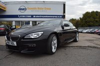 USED 2017 17 BMW 6 SERIES 3.0 640D M SPORT GRAN COUPE 4d 309 BHP