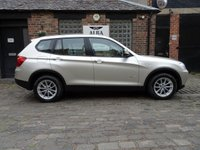USED 2012 61 BMW X3 2.0 XDRIVE20D SE 5d 181 BHP (Great Value 4x4)