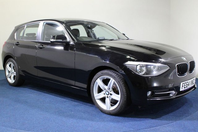 USED 2014 64 BMW 1 SERIES 2.0 118D SPORT 5d 141 BHP