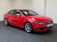 USED 2009 59 AUDI S4 3.0 S4 QUATTRO 4d 329 BHP LOW MILES + FULL HISTORY + TWO TONE LEATHER + FINANCE