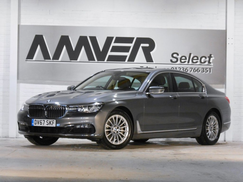 USED 2017 67 BMW 7 SERIES 3.0 730D 4d 261 BHP