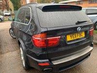 USED 2011 11 BMW X5 3.0 XDRIVE30D M SPORT 5d 241 BHP