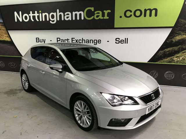USED 2017 17 SEAT LEON 1.6 TDI SE DYNAMIC TECHNOLOGY 5d 114 BHP
