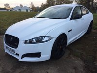 USED 2012 12 JAGUAR XF 3.0 V6 S PREMIUM LUXURY 4d 275 BHP SAT NAV LEATHER C/CODED TRIMS BODYKIT. SATELLITE NAVIGATION. KEYLESS ENTRY. STUNNING POLARIS WHITE GLOSS WITH BLACK LEATHER TRIM. ELECTRIC MEMORY HEATED AND COOLING SEATS. CRUISE CONTROL. 20 INCH BLACK ALLOYS. COLOUR CODED TRIMS. PRIVACY GLASS. PARKING SENSORS. BLUETOOTH PREP. CLIMATE CONTROL. R/CD/MP3 PLAYER. MFSW. MOT 11/20. SERVICE HISTORY. PRESTIGE SUV CENTRE LS23 7FR. TEL 01937 849492 OPTION 1