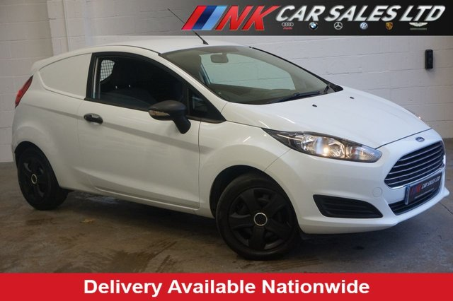 2014 14 FORD FIESTA 1.5 BASE TDCI 3d 74 BHP SOLD TO SEAN FROM LINCOLN