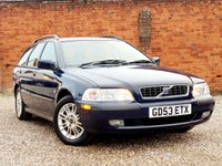 USED 2003 53 VOLVO V40 1.6 S ONLY 39,000 MILES!