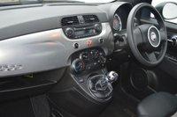 USED 2012 62 FIAT 500 0.9 TWINAIR 3d 85 BHP