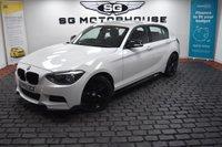 USED 2013 13 BMW 1 SERIES 2.0 125D M SPORT 5d 215 BHP