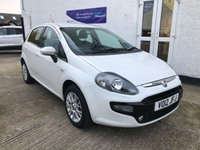 2012 FIAT PUNTO EVO 1.2 MYLIFE 5d 68 BHP £3995.00