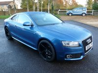 USED 2010 S AUDI A5 2.0 TFSI S LINE SPECIAL EDITION 2d 208 BHP