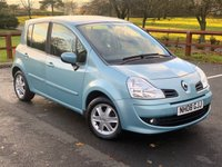 USED 2008 08 RENAULT MODUS 1.1 DYNAMIQUE TCE 5d 100 BHP SERVICE HISTORY, ALLOYS, ELECTRIC WINDOWS, LOW INSURANCE , 12 MONTHS MOT