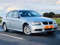 USED 2006 06 BMW 3 SERIES 2.0 320I SE 4d 148 BHP