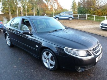 2009 SAAB 9-5 1.9 TURBO EDITION TID 4d 150 BHP £2495.00
