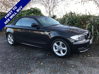 2010 BMW 1 SERIES 2.0 118D SPORT 2d 141 BHP £5995.00